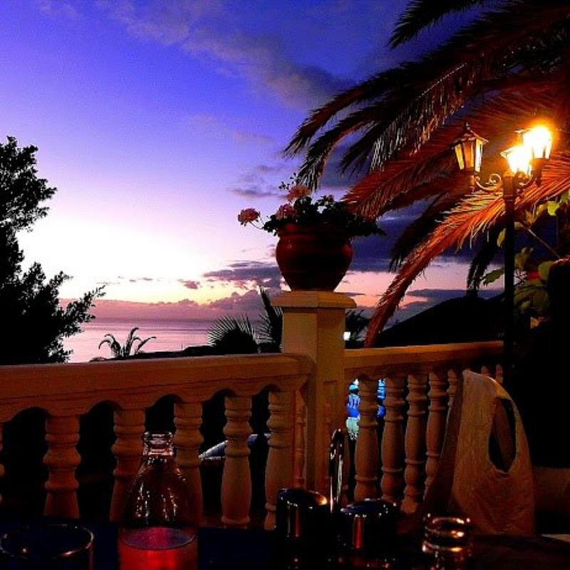 Restaurante Las Norias Sunset