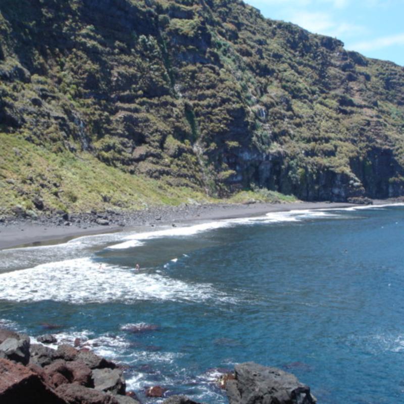 La Palma warmes Paradies Playa Nogales