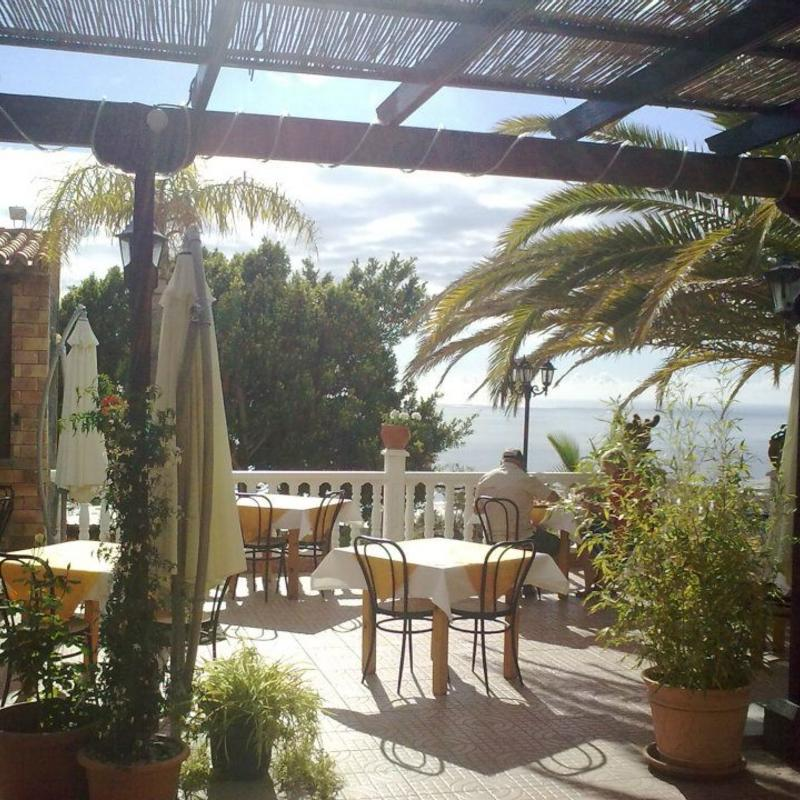 Restaurante Las Norias Patio